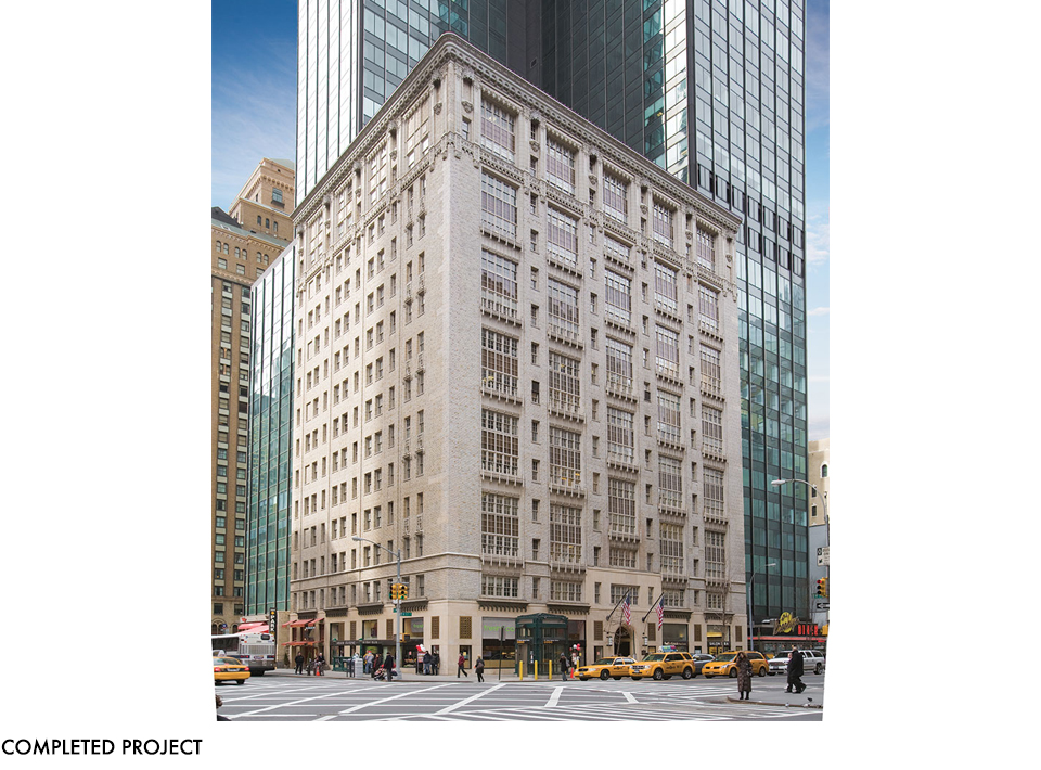 200 West 57th Street New York Ny Penthouse Construction